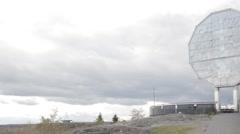 Big Nickel Sudbury Ontario Stock Footage
