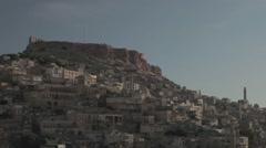 Mardin city veiw Stock Footage