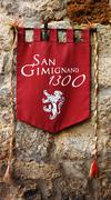 .San Gimignano, Italy.. Stock Photos