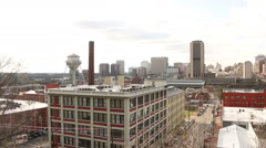 Richmond Virginia 2 Pan - stock footage