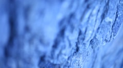 Closeup shot of wall Texture Stock Footage