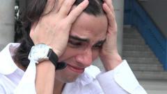 Stock Video Footage of Sad People, Depressed, Feelings