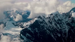 Mount McKinley - stock footage