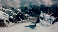 Mount McKinley Stock Footage