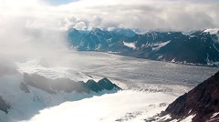 Mount McKinley Stock Footage