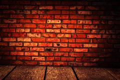 Old grunge brick wall background Stock Photos