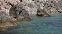 Stock Video Footage of Coast of the Adriatic Sea
