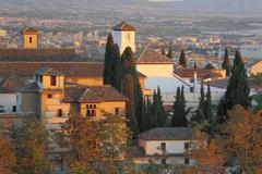 Stock Photo of Granada, Andalusia, Spain
