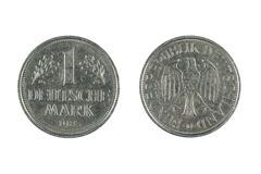 Coin Deutschland Stock Photos