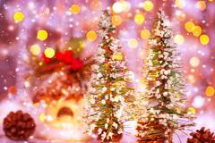 Fairytale Christmas Stock Photos