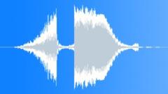 Battle Shuffle Impact (Sub, Glitch, Trailer) - sound effect