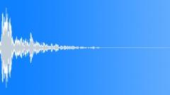 Impact 01 - sound effect