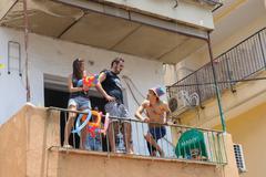 Tel Aviv Pride Parade 2014 Kuvituskuvat