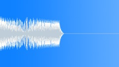 Robot steps - sound effect