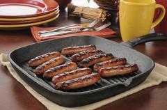 Link sausage Stock Photos