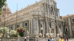 Catania, Sicily Stock Footage