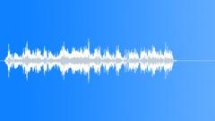 Futuristic Machinery Movement 2 - sound effect