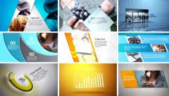 PROMOTIONAL CORPORATE PROJECT - stock after effects