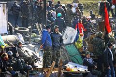Anti-government protests in Kyiv, Ukraine Kuvituskuvat
