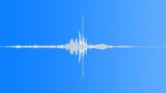 Flap plastic next slide - sound effect
