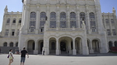 Museum of the Revolution - Havana Cuba Stock Footage
