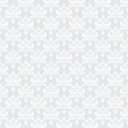 Seamless texture wallpapers in the style of Baroque . Can be used for - stock illustration