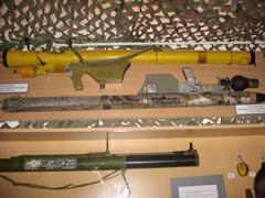grenade launcher - stock photo
