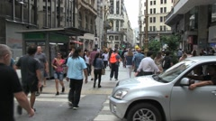 Buenos Aires, Argentina. City Stock Footage