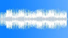 Bouncing Molecules (84 BPM) underscore - stock music