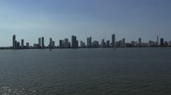 Cartagena City South America Stock Footage