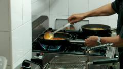 Marinara sauce for pasta Stock Footage