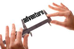 Small adventure Stock Photos