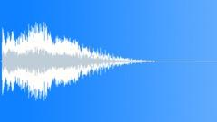 Magic portal vanish - sound effect
