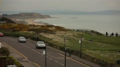 English Channel Stock Footage
