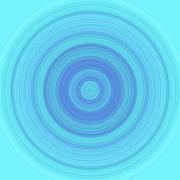 Stock Illustration of Crisp Line Circles