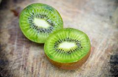 Stock Photo of Kiwi fruit