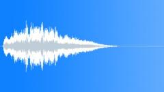 Bizarre bells bonus hiss Sound Effect