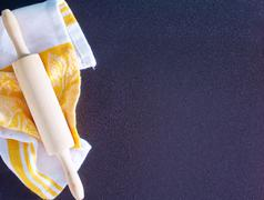 kitchen dishware - stock photo