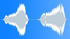 Cartoon middle bird squeak - sound effect