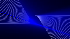Abstract Video background, blue Stock Footage