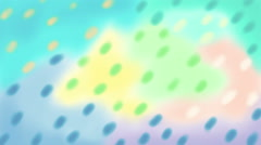 Stock Video Footage of Hand drawn animation abstract background. Airbrush look.