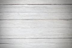 texture white vintage teak wood white background Vignette - stock photo