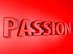 Stock Illustration of Passion