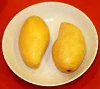 delicious mango - stock photo