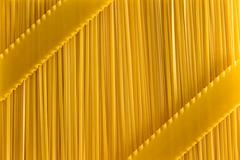 Dried fettuccine pasta and lasagne background Stock Photos