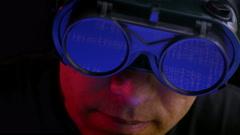 Hacker concept Stock Footage