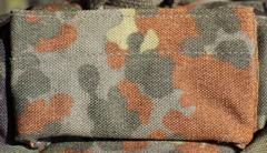 Stock Illustration of Camouflage Textile