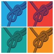Knots Stock Illustration