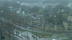 Utrecht central station 3 Stock Footage