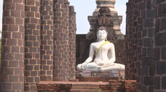 Ancient Siam in Samut Prakan, Thailand Stock Footage